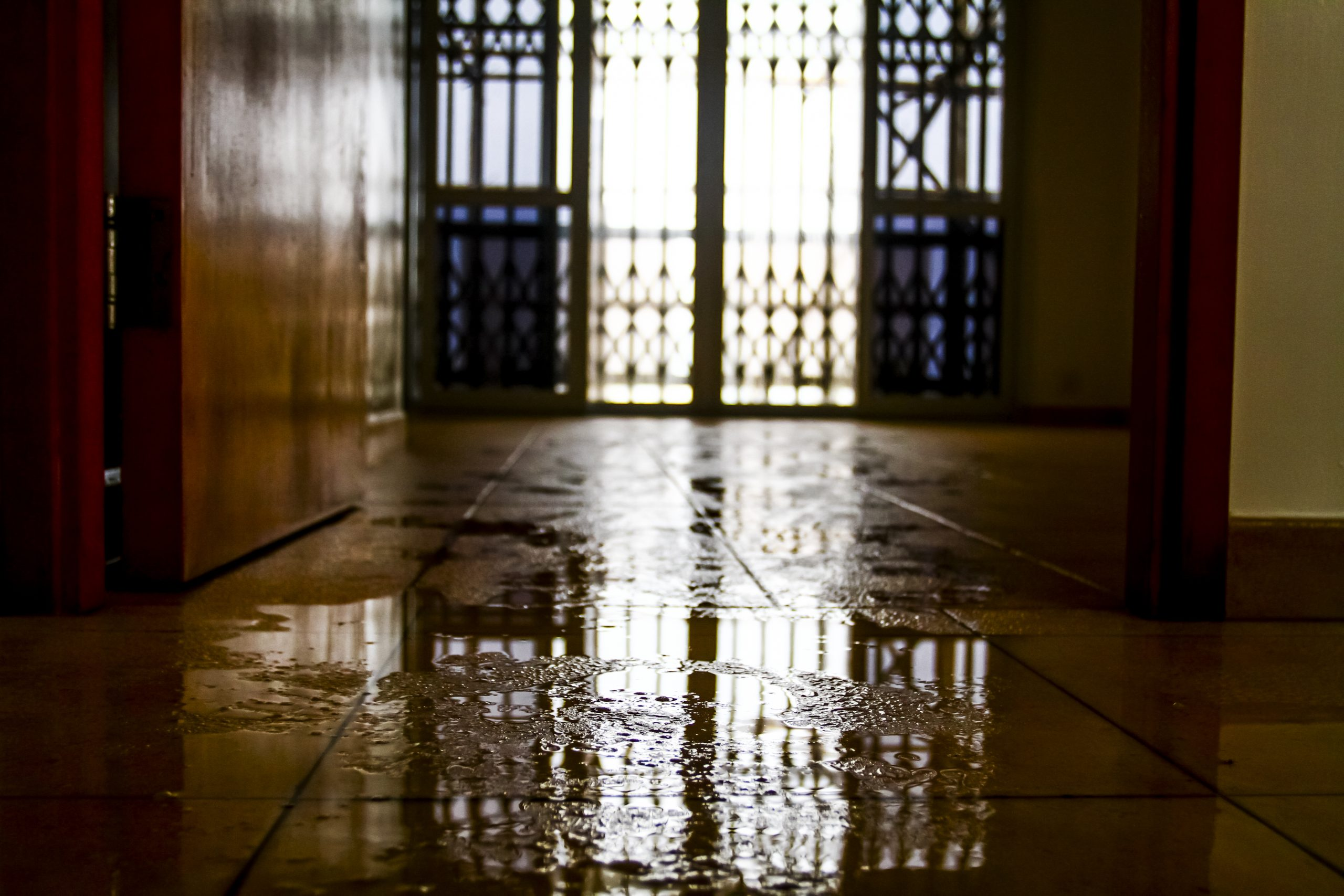 Emergency Commercial Water Damage Restoration